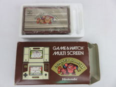 Game & Watch Multi screen Donkey Kong II - Model nr JR-55