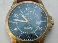 CCCP – Yuri Gagarin – GMT Limited Edition – Men's Watch – 2016