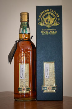 Strathisla 1967 41 years old - Single Cask - Bottle no. 60
