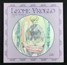 "Frollo, Leone - volume ""Mona Street & C."" + Illustration + Lithograph (2016)"
