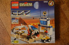 (City's) Space - 6455 - Space Simulation Station