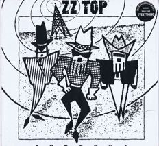 ZZ TOP - Antenna (RCA 743211826013) made in Holland 1994 | limited edition LP (vinyl!)