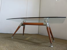 Stallion Design - rectangular coffee table, SFARZO collection: 'Fancy' model