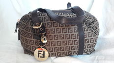 Fendi Zucca handbag/ shoulder bag