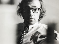 Unknown/Evening Standard/Getty Images Archive - Woody Allen - 1970