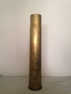 German 88-mm Cartridge Case