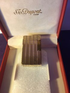 Gold plated 20 microns - lighter ST Dupont period: 1960 / 70