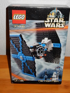 Star Wars - 7146 - TIE Fighter