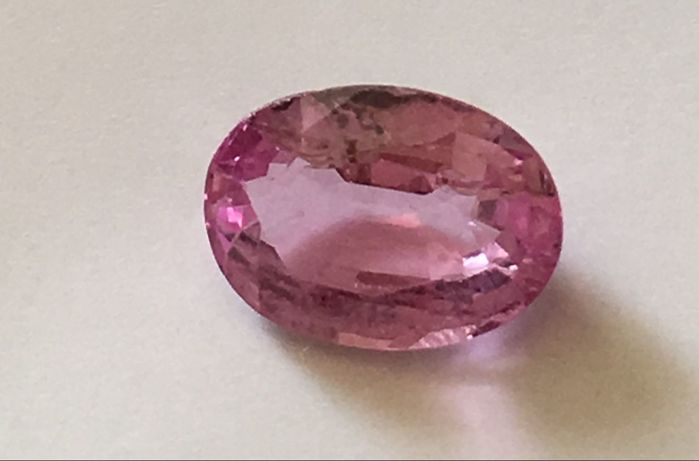 Pink Sapphire - 1.39 ct