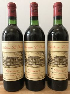 1972, Château la Pointe, Pomerol - Total 3 Bottles