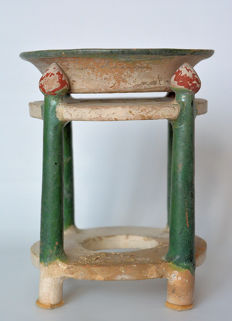 China, Tang dynasty scents burner - 17cm x 11 cm