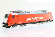 A.C.M.E. H0 - 90023 - 186 Electric locomotive Series BR 'Fyra' of the NS HiSpeed