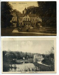 The Netherlands, castles, palaces, country houses, period 1900-1960; 88x