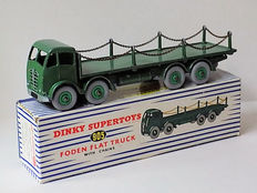 Dinky Supertoys - Scale 1/48 - Foden Flat Truck No.905