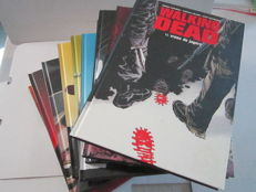 The walking dead 11 t/m 20 - 10x hc - 10x 1e druk (2012/2014)