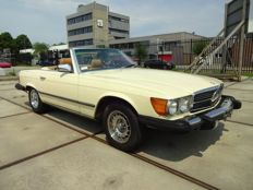 Mercedes-Benz - 380SL Roadster - 1984