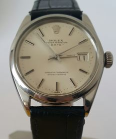 Rolex — Oyster Perpetual Date,  Superlative Chronometer — Cal. 1570 — Men