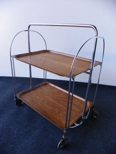 Bremshey & Co. - Foldable trolley on wheels