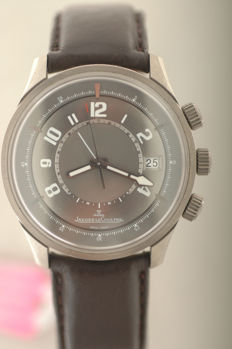 Jaeger LeCoultre Amvox1 Aston Martin Titanium Limited Edition men's wristwatch – 2006