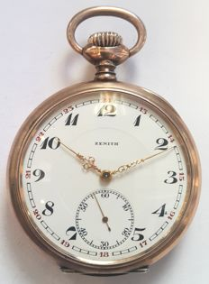 Zenith pocket watch - Switzerland ,1900 year