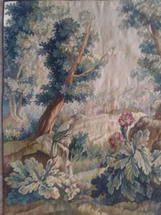 Aubusson tapestry - France - 19th century