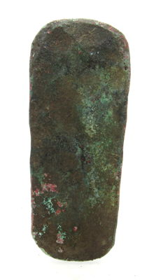 Early Bronze Age Copper Flat Axehead - 108mm / 42 grams