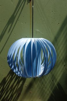 Designer unknown – Retro ceiling light