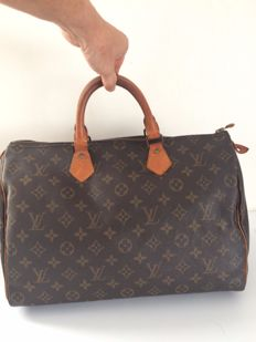 Louis Vuitton – Speedy 35 – Handbag