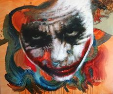 Peter Donkersloot - The Joker II - (Heath Ledger)