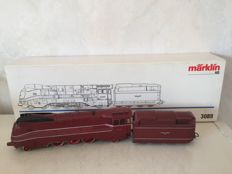 Märklin H0 - 3089 - Steam locomotive BR 03.10 with streamlined lining of the DB