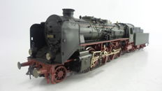 "Fleischmann H0 - 4897 -Limited Set ""80 Jahre DRG"" Towed Tender Locomotive / Steam Locomotive P10 of the DRG"