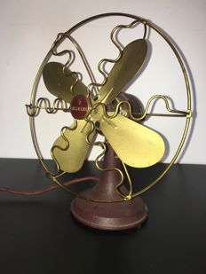 Siemens - Model C210T Art deco table fan
