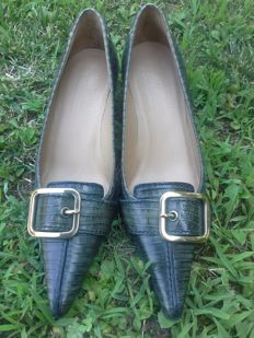Car Shoe by Prada –  Shoes with low heels **no reserve price **
