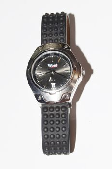 West ( McLaren Sponsor ) Black Line Wrist Watch