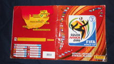 Panini - Fifa World Cup 2010 - full album.