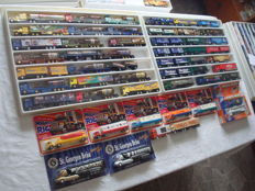Collection - brewery trucks, advertising trucks, some vintage trucks and special editions, in original packaging, 52 parts - 1997/2006