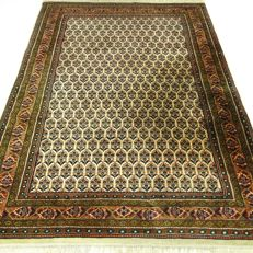"Farahan – 204 x 140 cm – large, oriental carpet in wonderful, virtually unused condition"" – with certificate"
