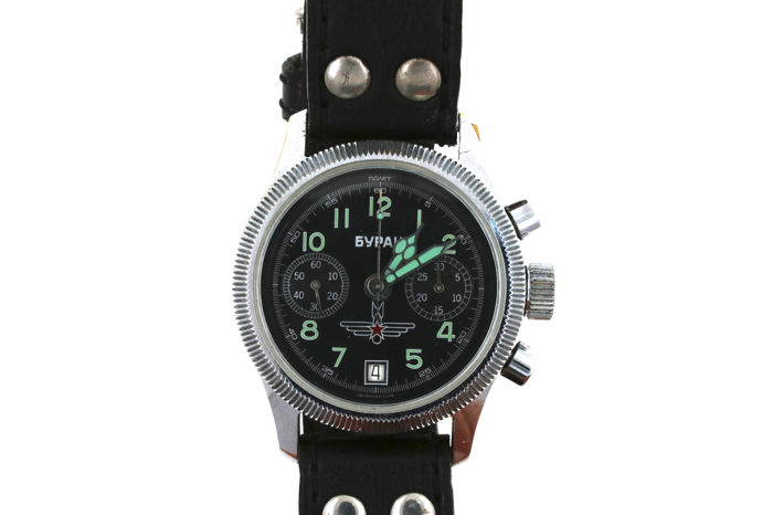 BYPAH Chronograph MEN'S watch CALIBRE 11316