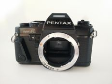 Pentax Super A body - 1983