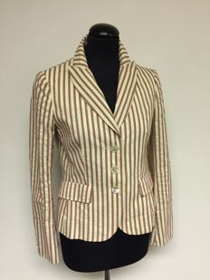 Moschino – striped blazer