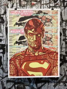 Dillon Boy - Superman - Pop Art