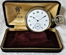 Elgin Natl Watch Co,. Illinois U.S.A.  Circa 1921