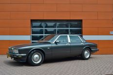 Jaguar - Sovereign (XJ40) - Barn find - 1989