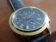 Constantin Weisz 09D022CW Men 2016 Moonphase 24h Dresswatch.