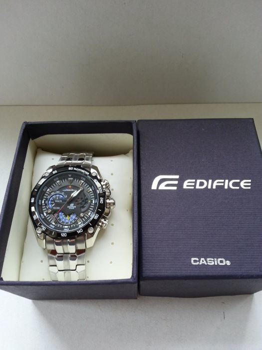 Casio Edifice Ef 550rbsp 1aver Red Bull Racing Limited Edition
