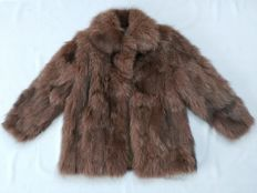 Fur with natural fox
