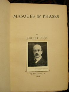 "Robert ""Robbie"" Ross - Masques & Phases - 1909"