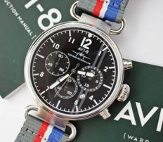 AVI-8 Hawker Hurricane Pilot Chrono - men's - 2017- present