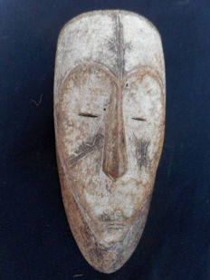 Very old FANG GNIL Mask - Gabon.