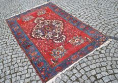 BEAUTIFUL PERSIAN LORI CARPET KNOTTED WOOL 210/134 CM